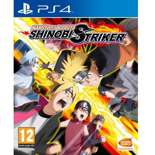 Naruto To Boruto Shinobi Striker (PS4)