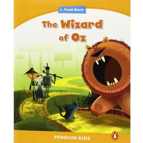 The Wizard of Oz. Penguin Kids. Poziom 3 (9781408288344)