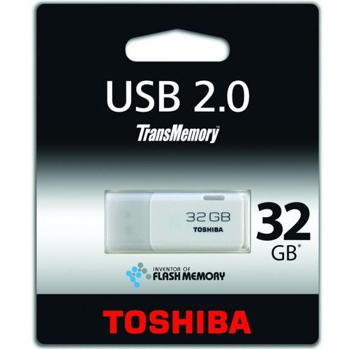 TOSHIBA FLASHDRIVE 32GB USB 2.0 HAYABUSA, kup u jednego z partnerów