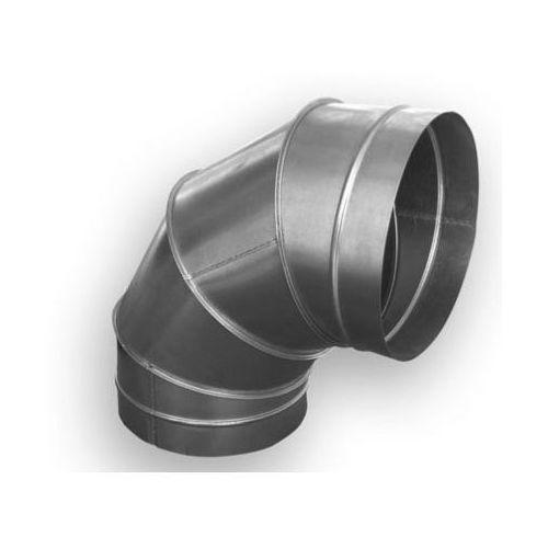 Kolano wentylacyjne segmentowe 90 st, śr. 200 mm, BS9 200