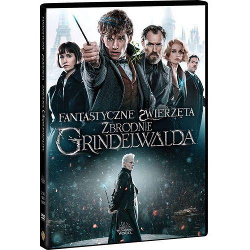 FANTASTYCZNE ZWIERZĘTA: ZBRODNIE GRINDELWALDA (Płyta DVD) (7321930350700)
