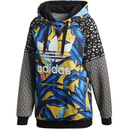 Bluza z kapturem adidas Trefoil DH3058, poliester