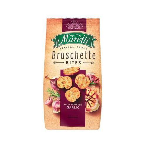 Maretti Bruschette 70g chrupki chlebowe z pieczonym czosnkiem