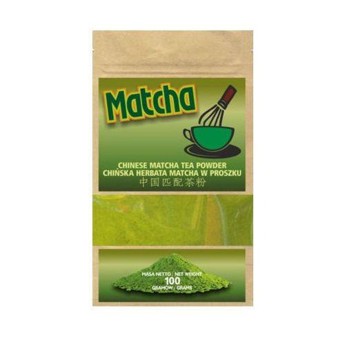 Baba 100g matcha powder herbata marki Oranżada