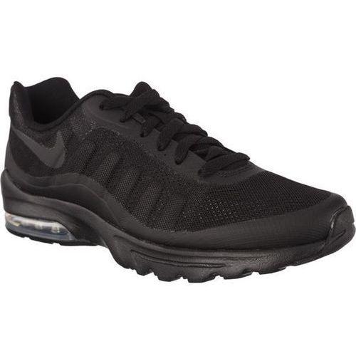 Nike AIR MAX INVIGOR 001 BLACK BLACK ANTHRACITE - Buty Męskie Sneakersy