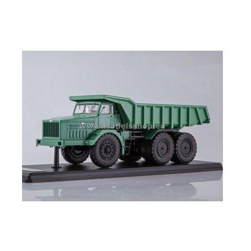 Soviet Quarry Dump Truck MAZ-530 (40 tons) (green), 5_603785