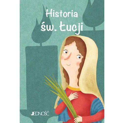 Historia św. Łucji (9788381440332)
