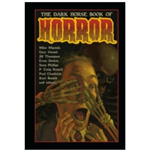 Dark Horse Book Of Horror (9781506703725)