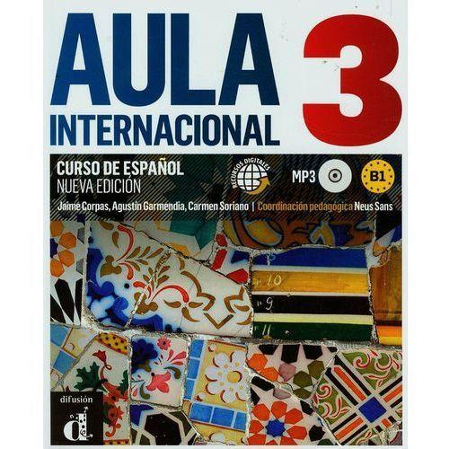 Aula internacional 3 Curso de espanol + CD - Corpas Jaime, Garmendia Agustin, Soriano Carmen, Lektorklett