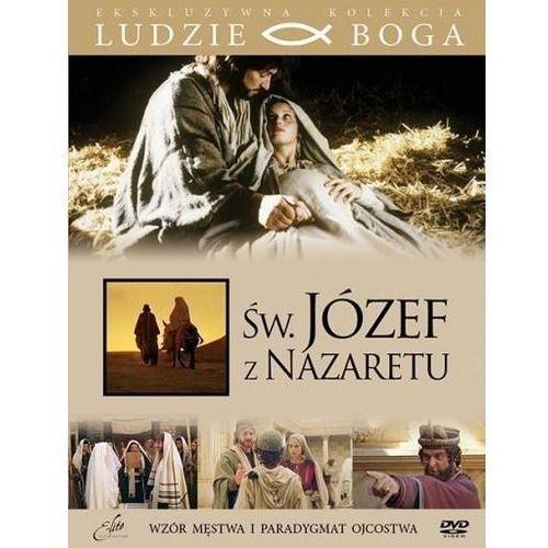 Rafael Ludzie boga. święty józef z nazaretu dvd + książka (9788366126077)