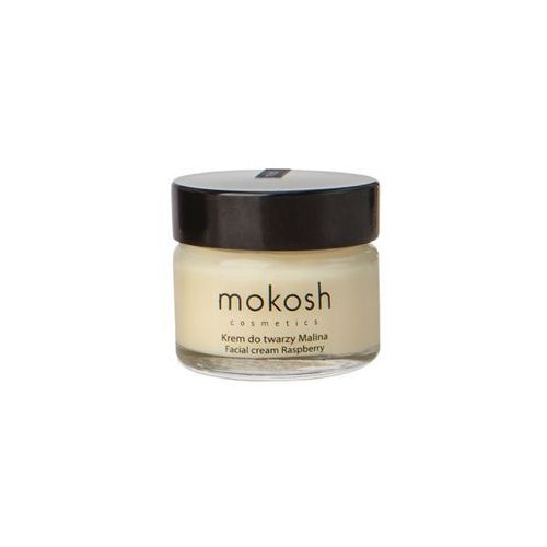 MOKOSH Facial Cream Raspberry regenerujący krem do twarzy anti-pollution Malina 15ml