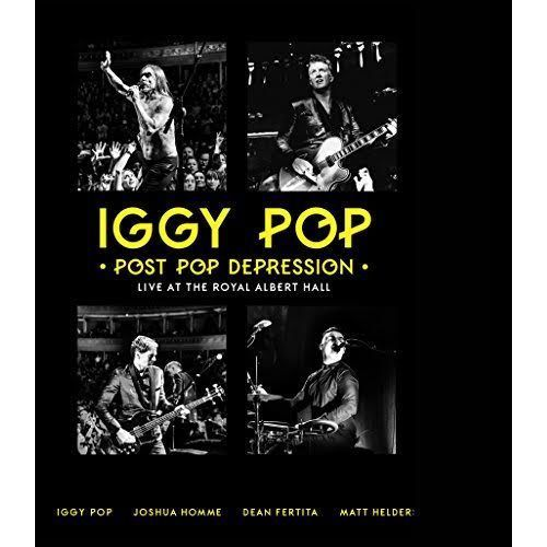 Universal music Post pop depression: live at the royal albert hall (dvd) - iggy pop (5034504127470)