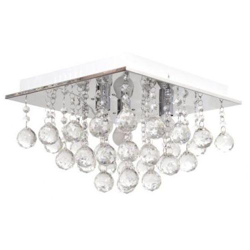Helam Lampa sufitowa kryształowa clarion 3xg9/40w/230v