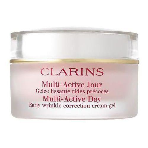 Clarins Multi Active Day Cream Gel 50ml W Krem do twarzy Do skóry normalnej i mieszanej (3380811100104)
