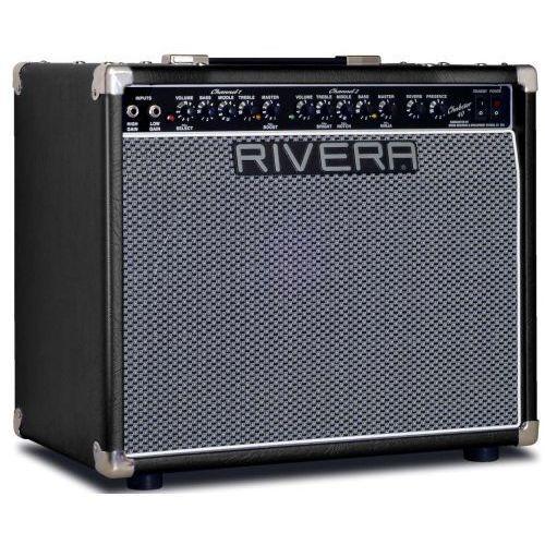 chubster 40 bk - lampowe combo gitarowe 40 watt marki Rivera