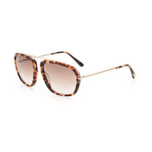 """okulary """"johnson"""" marki Tom ford"""