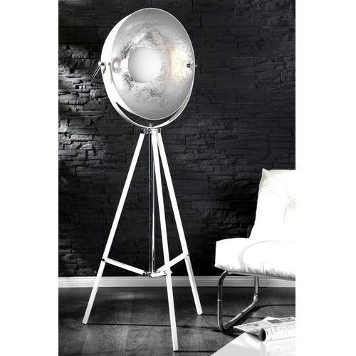 Lampa podłogowa STUDIO biały D2, 4528