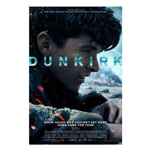 Dunkierka (dvd) - darmowa dostawa kiosk ruchu marki Galapagos