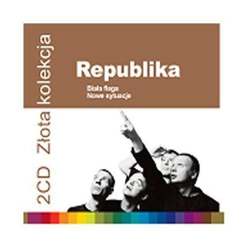 REPUBLIKA - ZŁOTA KOLEKCJA VOL. 1 & VOL. 2 - Album 2 płytowy (CD)