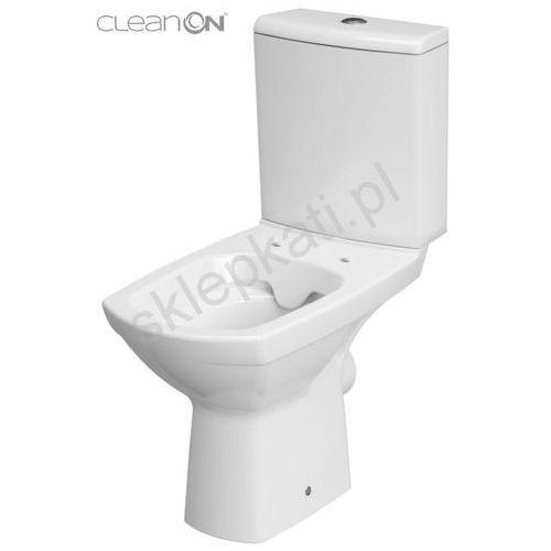 Cersanit carina kompakt wc clean on new k31-045 (5907720691837)