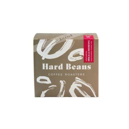 kawa Hard Beans KOSTARYKA La Manzana 250g