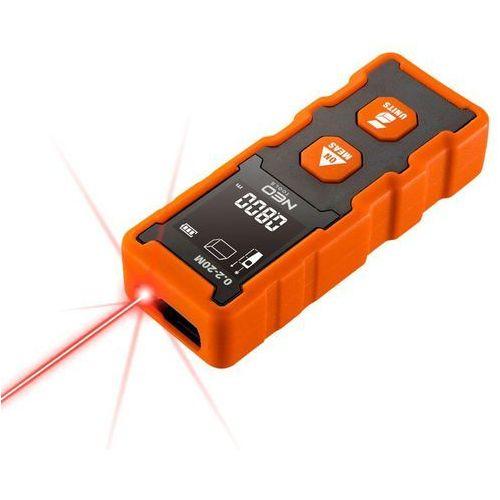 Dalmierz laserowy 75-202 marki Neo
