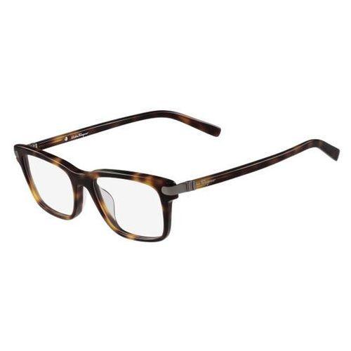 Okulary korekcyjne sf 2758 214 marki Salvatore ferragamo
