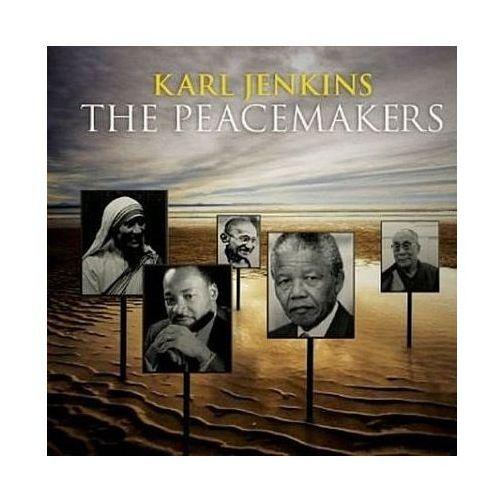 Muzyka The peacemakers (digipack) - karl jenkins (płyta cd) (5099908437822)
