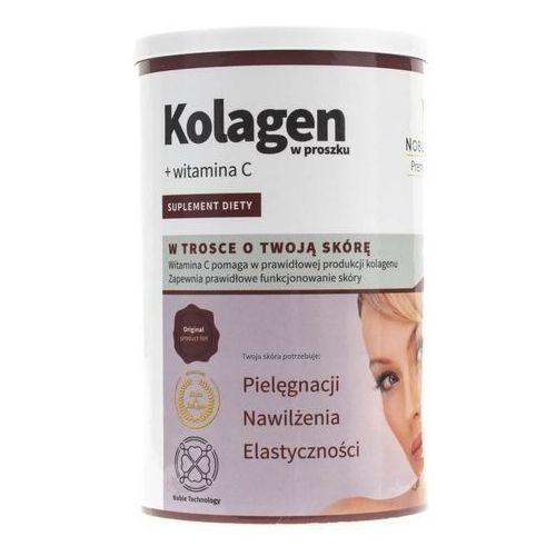 Proszek Kolagen w proszku + witamina C