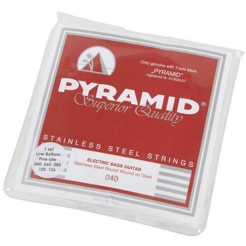 Pyramid 850 lb five lite stainless steels struny do gitary basowej 40-126 - wyprzedaż