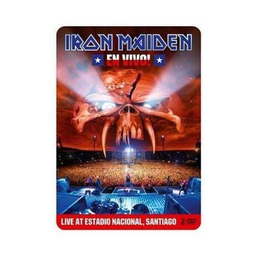 EN VIVO! (SPECIAL DVD) - Iron Maiden (Płyta DVD)