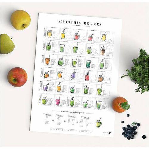 Follygraph Plakat smoothie recipes a2