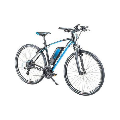 """Crossowy rower elektryczny Devron 28161 28"""" - model 2018, Czarny, 20,5"""" (8596084079916)"""