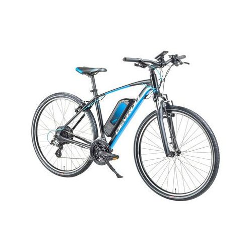 """Devron Crossowy rower elektryczny 28161 28"""" - model 2018, czarny, 20,5"""" (8596084079916)"""