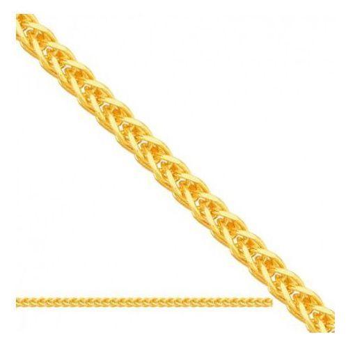 Łańcuszek złoty pr. 585 - Lv002