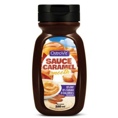 sauce carmel zero - 320ml marki Ostrovit