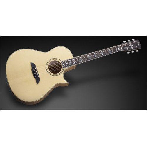 fc 44 smv - vintage transparent satin natural tinted + eq gitara elektroakustyczna marki Framus