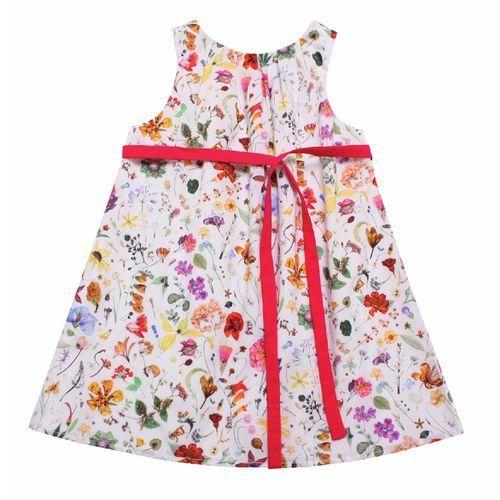 JE SUIS EN CP Sukienka Lucile w kwiaty (sukienka dziecięca)