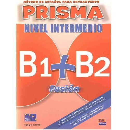 Prisma Fusion Nivel Intermedio B1+B2 Podręcznik + Cd (247 str.)