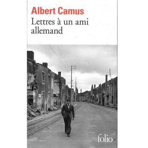Lettres a un ami allemand - Wysyłka od 5,99 - kupuj w sprawdzonych księgarniach !!! (2014)