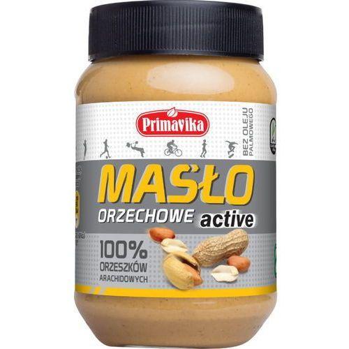 Primavika - Masło Orzechowe 100% ACTIVE 470g