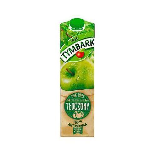 1l sok 100% tłoczony z jabłek antonówka marki Tymbark