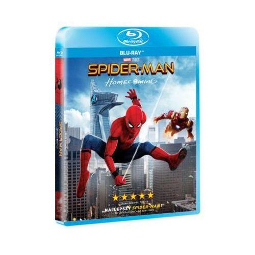 Spider-man: homecoming (blu-ray) - jon watts. darmowa dostawa do kiosku ruchu od 24,99zł marki Imperial cinepix