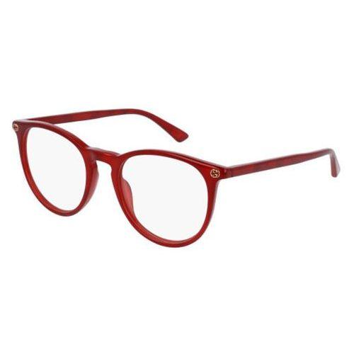 Okulary korekcyjne gg0027o 004 marki Gucci