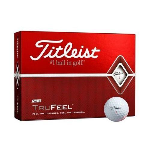 Piłki golfowe TITLEIST TruFeel (białe)