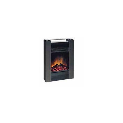Zestaw kominek + obudowa Gisella LED w kolorze czarnym - PROMOCJA + gratisowy syntetyzator, GISELLA BLACK