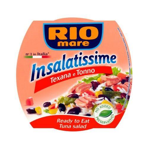 Rio mare 160g insalatissime mais e tonno gotowe danie z warzyw i tuńczyka