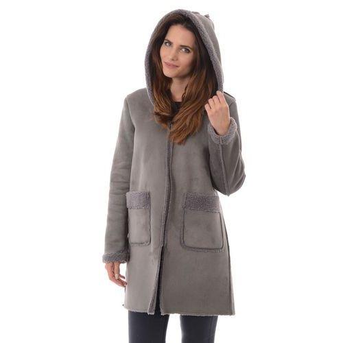 Damski zimowy płaszcz, zimowy