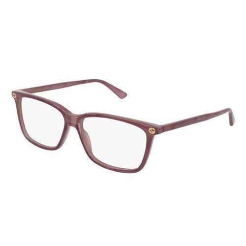 Gucci Okulary korekcyjne gg0094o 009