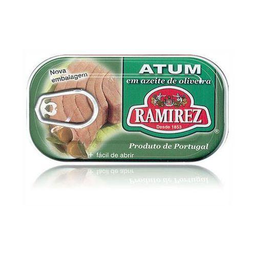 Ramirez Portugalski stek z tuńczyka w oliwie z oliwek 120g